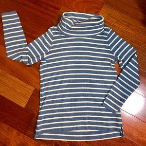 L.L. Bean knit turtleneck sweater